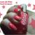 Des ongles de star à la portée de toutes pour Noël avec la french à paillettes
