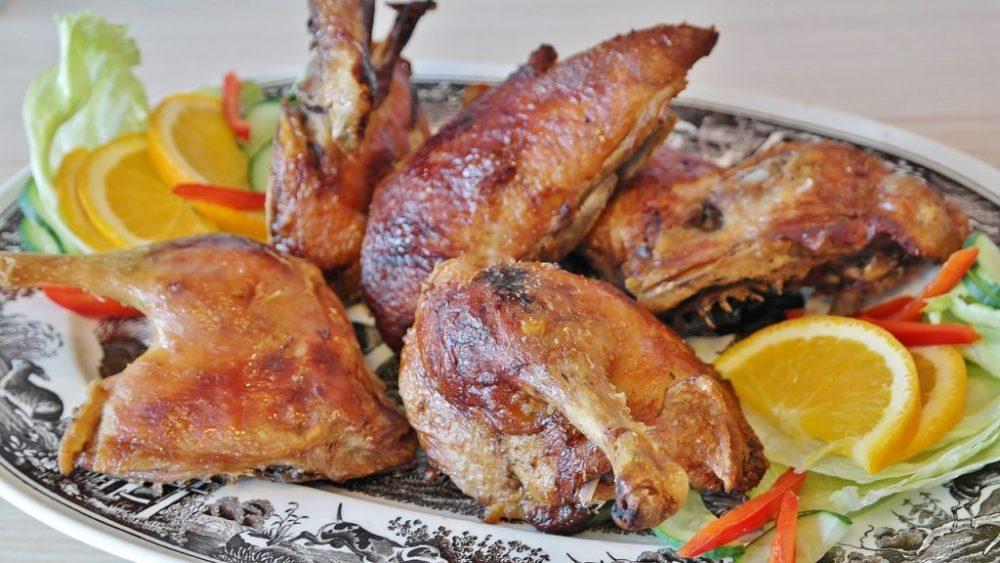 Cuisse De Canard En Cocotte Et Pommes De Terre Confites Ma Recette