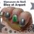 Des ongles en Argent et Bleu Roi pour Noël