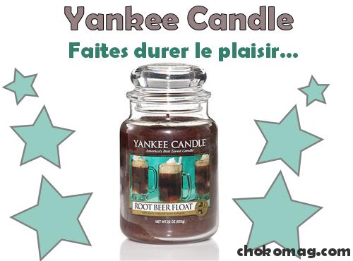 faites durer le plaisir des yankee candles