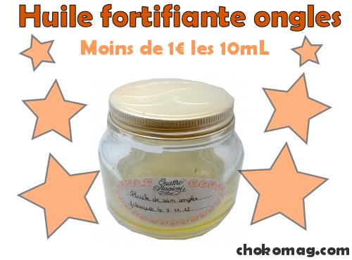 huile fortifiante au citron et à l'huile de ricin recette maison pas chère