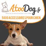 Atoodog partenaire de la team blogueuse à chien