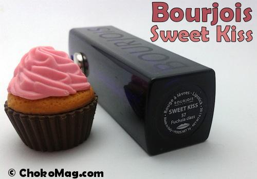 bourjois sweet kiss star makeup