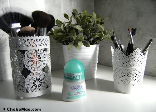 déodorant narta fraicheur naturelle à la pierre d'alun sans sels d'aluminium