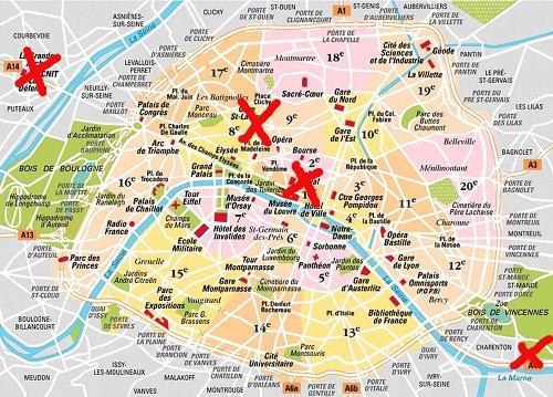 adresses shopping beauté à paris