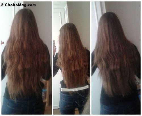 Coupe cheveux long degrade pointe coiffures la mode de for Coupe pointes cheveux machine
