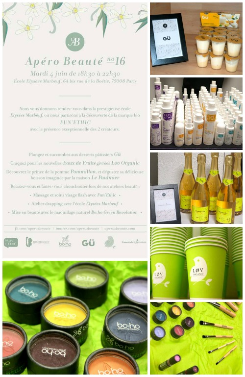 apéro beauté paris fun ethic family et boho green