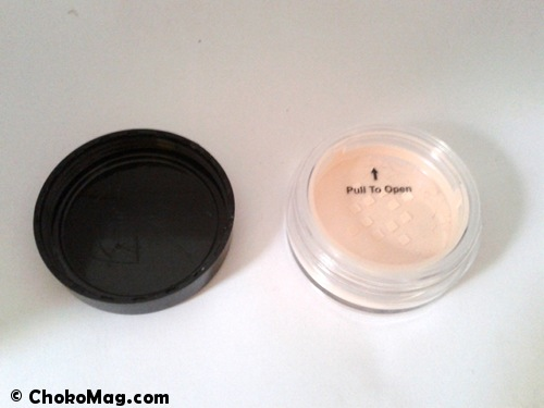 conditionnement pot plastique poudre booster mineral elf