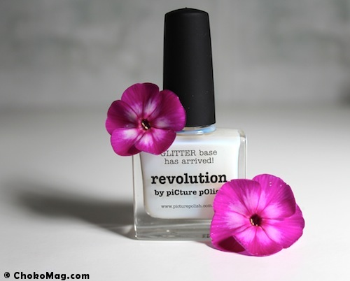 base à glitter picture polish revolution