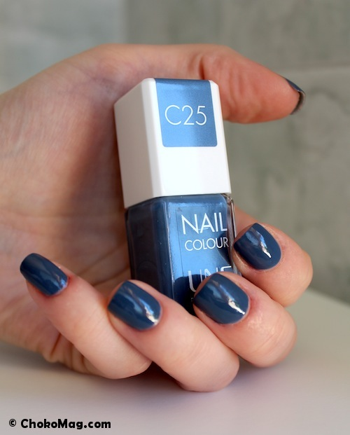vernis à ongle naturel Une beauty c25