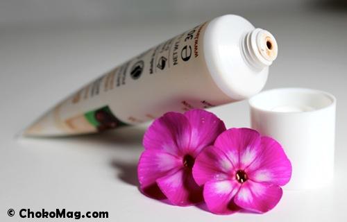 bb crème bio lavera teintée hydratante