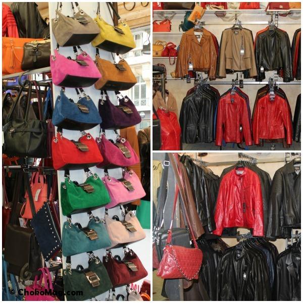 boutique de vêtements et blousons de cuir made in france DKS fashion-cuir.com