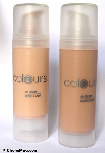 bb crème lr cosmetics disponible en 2 teinte light et medium