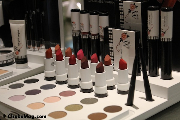 maquillage bio miss w girly boudoir