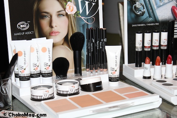 {Make Up} Miss W, maquillage bio et glamour A little piece of...