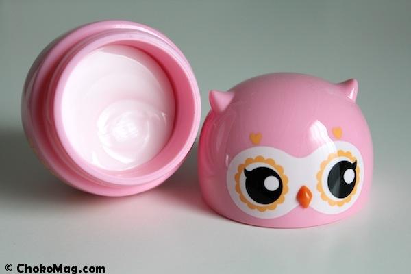 crème pour les mains etude house asiatique chouette rose