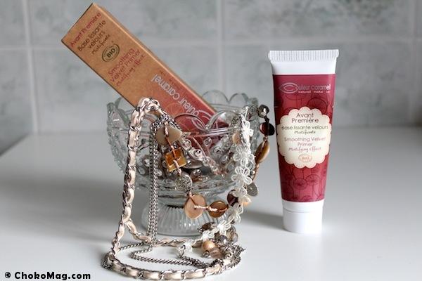 base matifiante pour peau mixte Couleur caramel