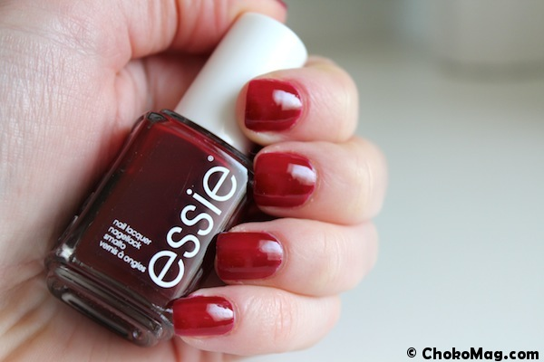vernis jelly essie bordeaux
