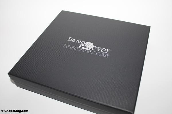 box beauté beauty forever numéro 2 avril 2014