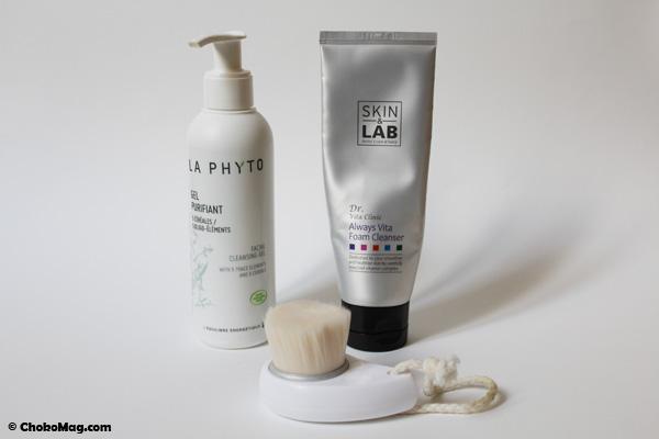 nettoyants visage brosse manuelle tosowoong