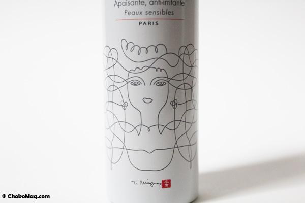 edition limitée avène avec logo spécial la fille de l'eau