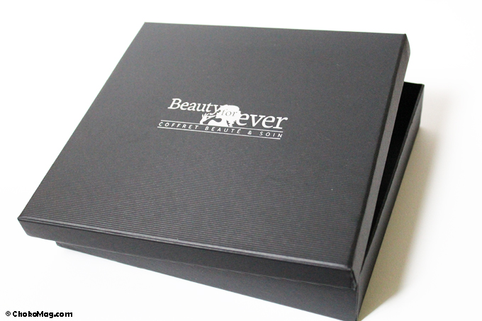 box beauté beauty forever de mai 2014