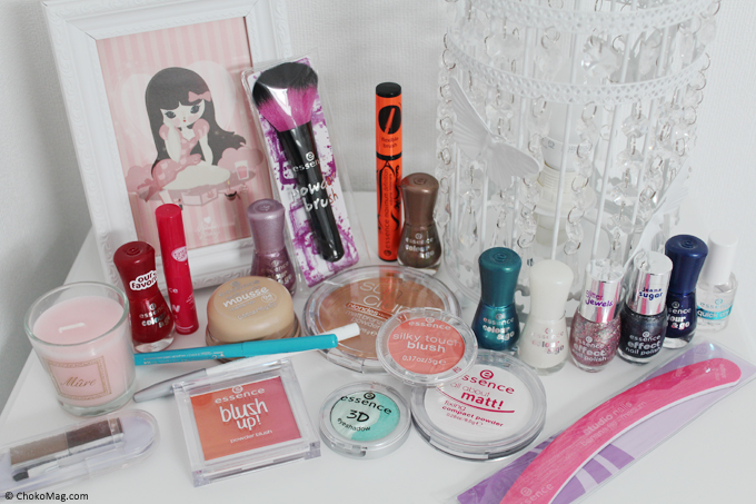 collection maquillage essence