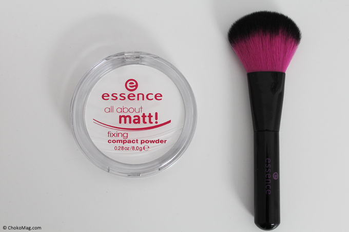 poudre compacte dupe de make up forever essence all about matt