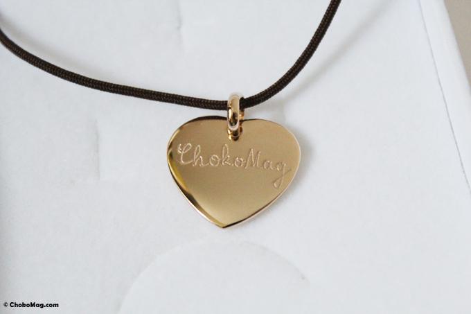 bracelet or chokomag