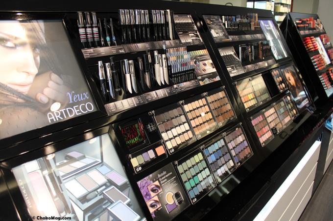 produits de maquillage pour les yeux art deco paris