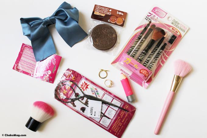 test et avis sur la boutique en ligne asiatique née jolie born pretty store