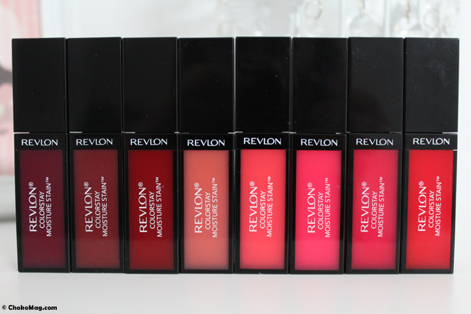 revlon colorstay moisture stain swatch