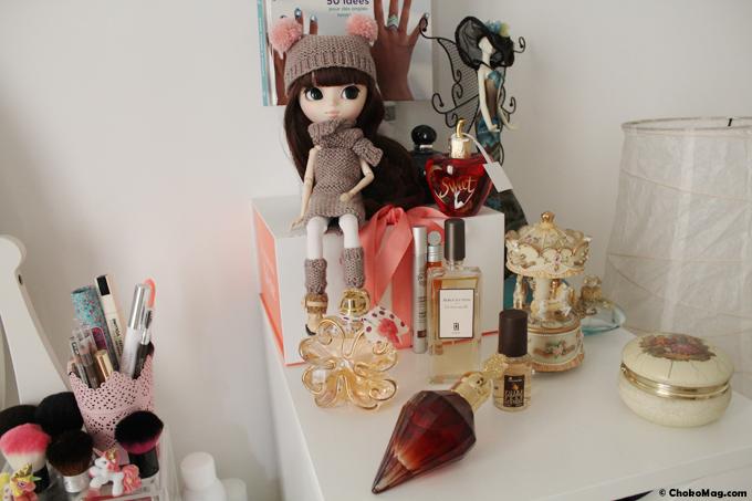 meuble alex pour poser parfums