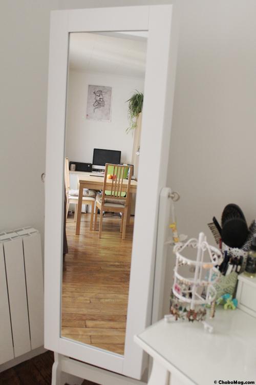 meuble miroir avec rangement pour bijoux armoire de toilette inox suspendue avec miroir pk. Black Bedroom Furniture Sets. Home Design Ideas