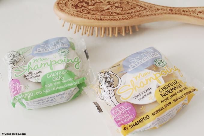shampooing solide sans sulfate secrets de provence