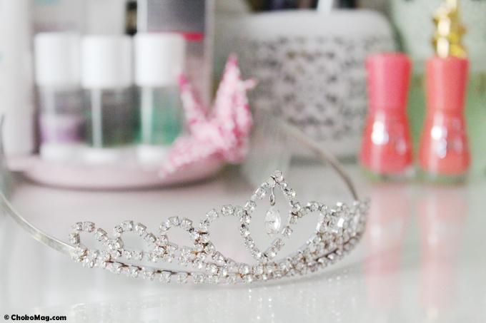 anniversaire de fille princesse