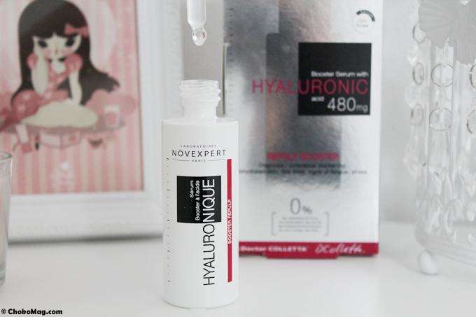 texture serum booster acide hyaluronique novexpert