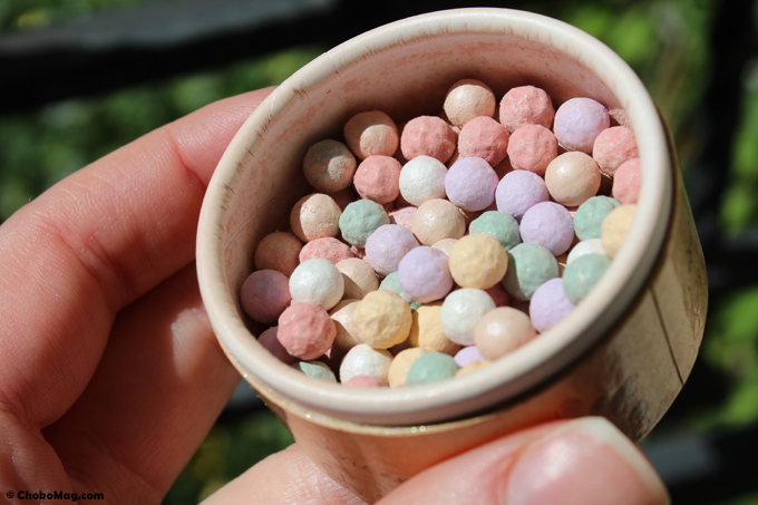 couleur caramel meteorites bio