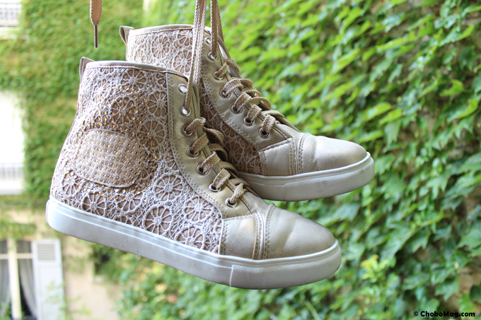 sneakers miss coquines