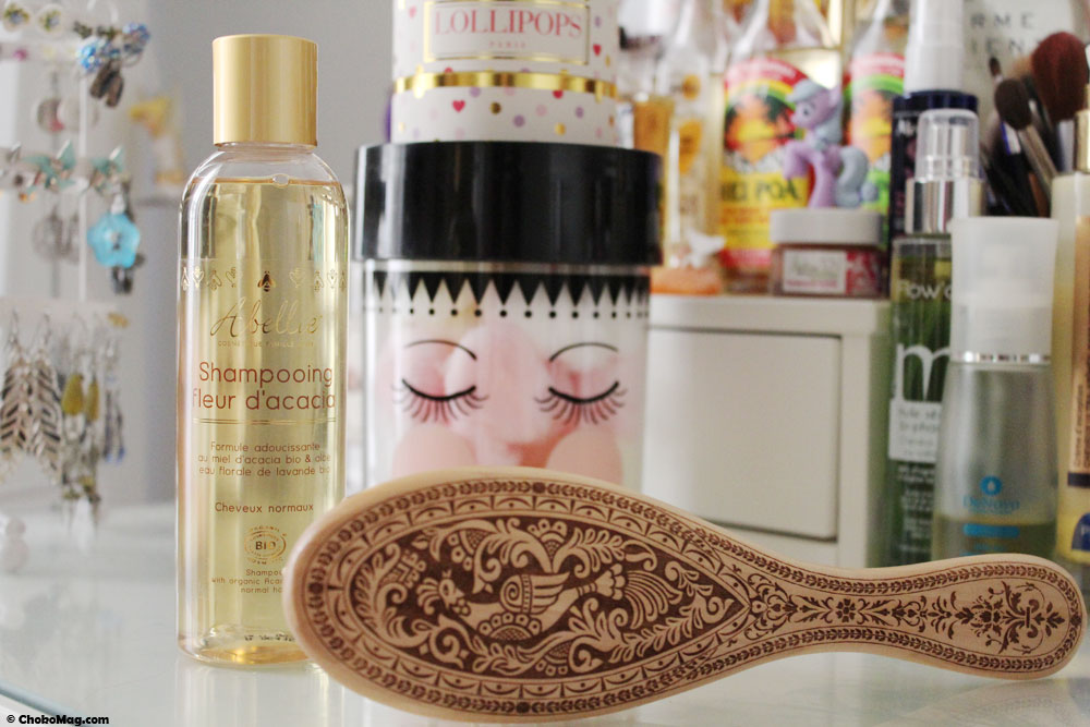 shampoo miel bio abellie