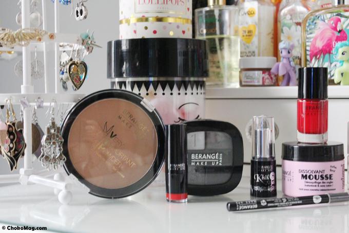 bérangé make up