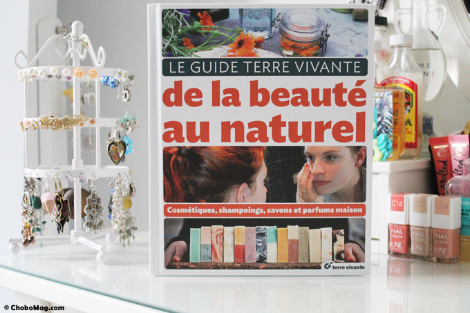 guide terre vivante de la beauté au naturel
