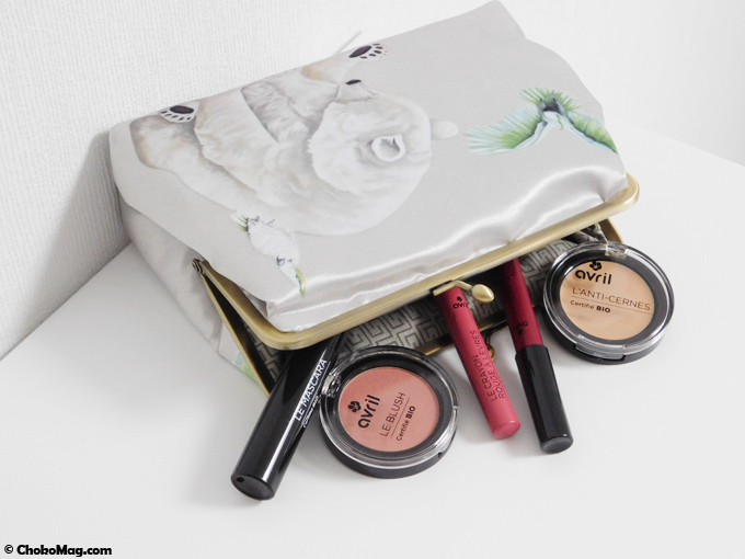 maquillage avril bio