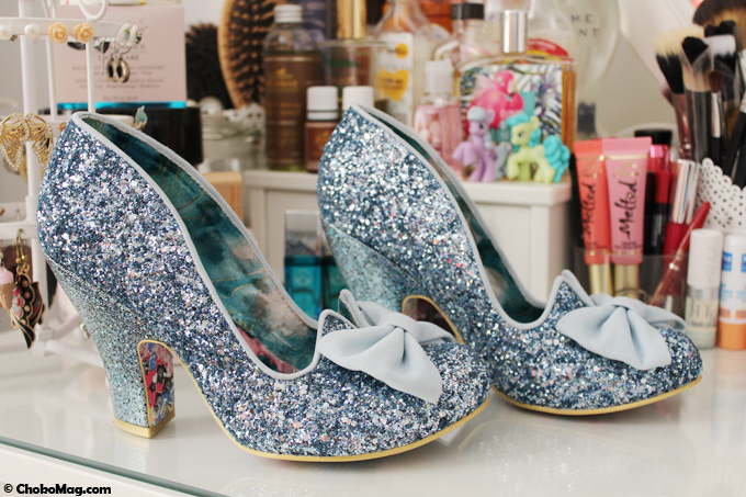 nick of time irregular choice