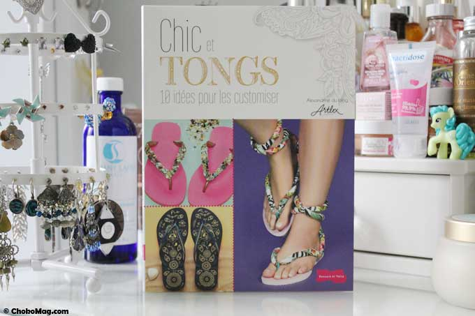 chic tongs
