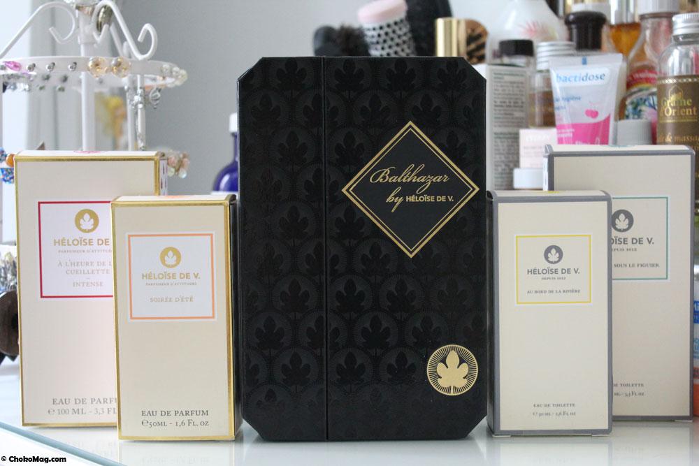 Balthazar De Heloïse De V Un Superbe Parfum De Niche Pour Homme
