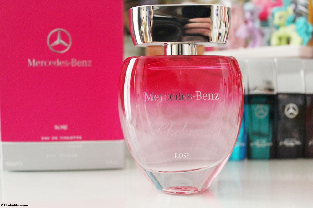 Mercedesbenz Rose For Women Et Mercedes Benz Vip Club Chokomag