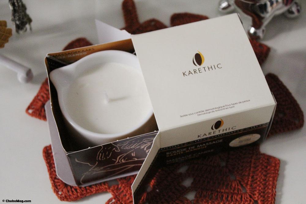 bougie karethic mangue