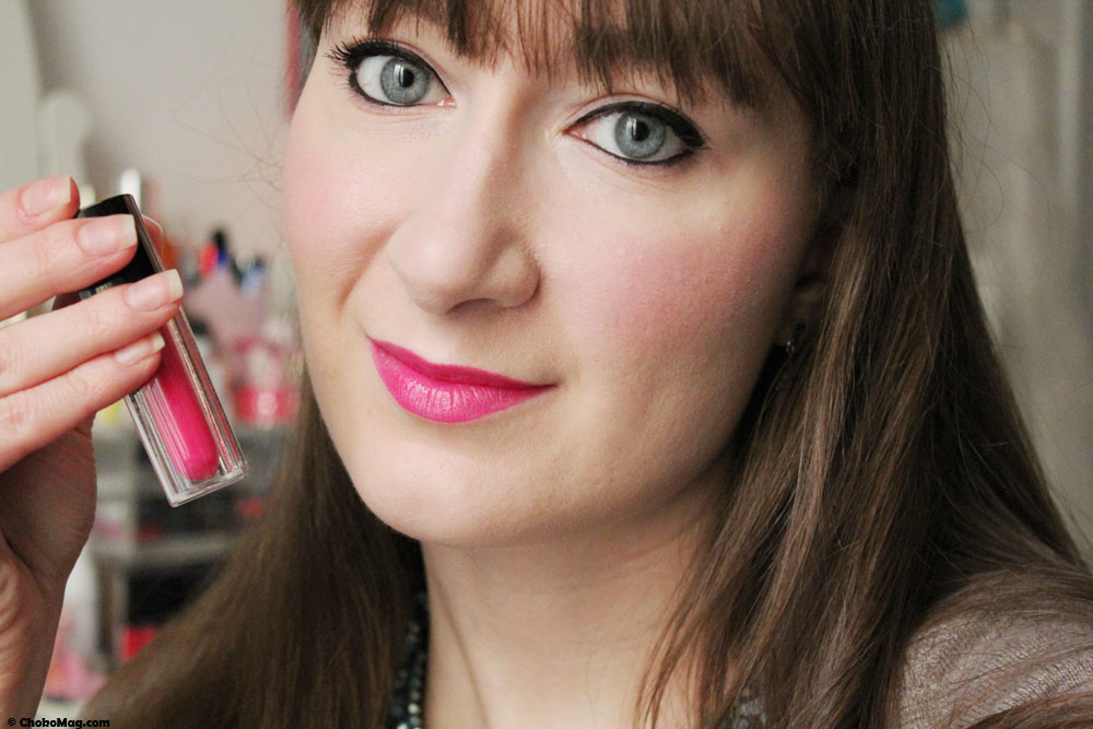 misslyn pink me up velvet matte lip cream chokomag. Black Bedroom Furniture Sets. Home Design Ideas
