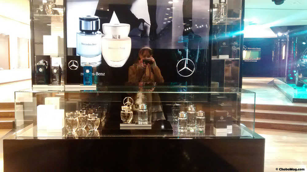 mercedesbenz rose for women et mercedes benz vip club. Black Bedroom Furniture Sets. Home Design Ideas